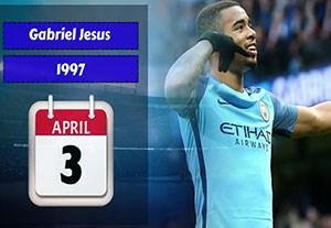 سال تولد برخی از ستارگان دنیای فوتبال