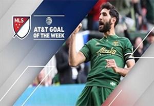 گلهای برتر هفته 5 لیگ MLS