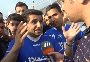 سقوط استقلال اهواز به دسته دو و نارضایتی هواداران