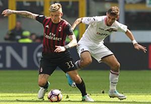 خلاصه بازی آث میلان 4-0 پالرمو