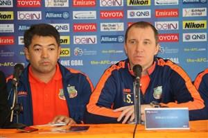 لوشان: از عملکرد تیمم راضی هستم