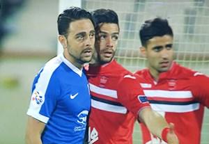 خلاصه بازی پرسپولیس 0-0 الریان قطر
