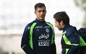 مجید حسینی هم به بازی با الریان نرسید