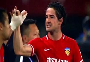 گلزنی پاتو در بازی تیان جین کوان جیان - شانگهای اس آی پی جی