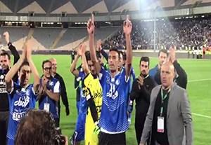 خداحافظی رضا عنایتی از دنیا فوتبال (اختصاصی ورزش3)