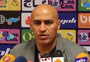 کنفرانس خبری منصوریان بعد از بازی با تراکتورسازی