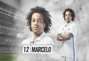 لیست بازیکنان رئال برای تقابل با بارسلونا