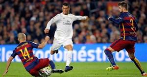 پیش بازی رئال مادرید - بارسلونا
