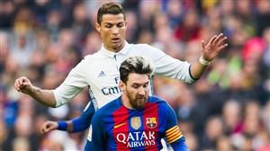 مسی و رونالدو؛ دوئل برای قهرمانی