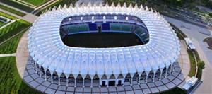 ورزشگاه 250 میلیون دلاری میزبان الاهلی