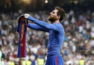 در حاشیه پیروزی دراماتیک بارسلونا در الکلاسیکو
