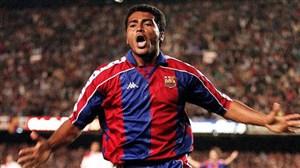 الکلاسیکوی خاطره انگیز; برد سنگین بارسلونا با گلزنی کومان و روماریو