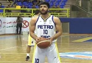 خلاصه بسکتبال پتروشیمی بندر امام 86-70 نیروی زمینی