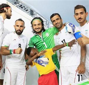 عنوان بهترین گلر و بهترین بازیکن به ایرانیها رسید