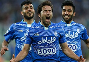 حواشی بازی استقلال - سپاهان