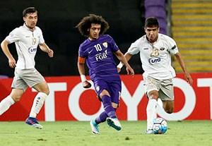 خلاصه بازی العین امارات 3-0 بنیادکار