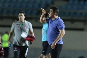 واکنش قلعه نویی به گریه بازیکنانش