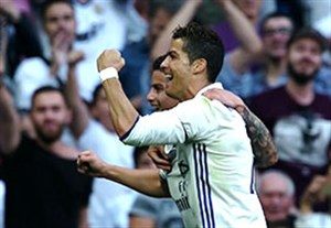 خلاصه بازی رئال مادرید 4-1 سویا (گل دیدنی رونالدو)