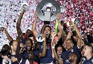 لوشامپیونه فرانسه نیمه تمام اعلام شد