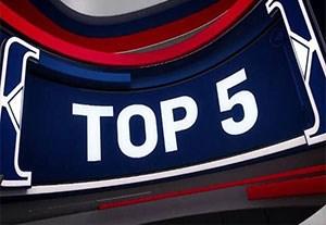5 حرکت برتر NBA در شب گذشته (20-07-97)