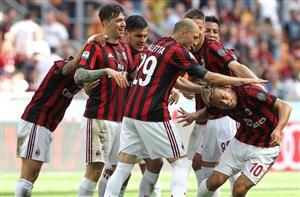 میلان 3-0 بلونیا؛ بازگشت روسونری به اروپا