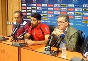 صحبت های مهدی طارمی قبل از بازی با لخویا قطر