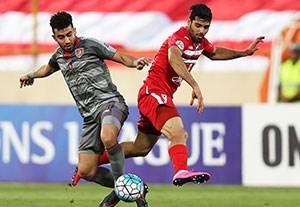 خلاصه بازی پرسپولیس 0-0 لخویا قطر