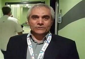 مصاحبه طاهری بعد از پیروزی پرسپولیس مقابل لخویا
