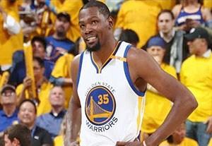 5 حرکت دیدنی کوین دورانت در پلی آف NBA