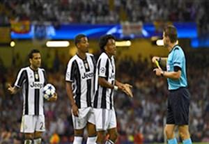 کارت قرمز خوان کوادرادو؛ یوونتوس - رئال مادرید