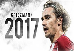 عملکرد گریزمان در فصل 2017-2016