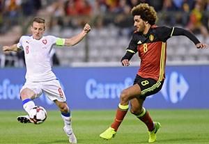 خلاصه بازی بلژیک 2-1 جمهوری چک