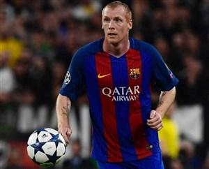 مدافع بارسلونا به اسپورتینگ لیسبون پیوست