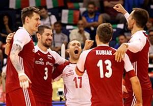 خلاصه والیبال لهستان 3-1 کانادا