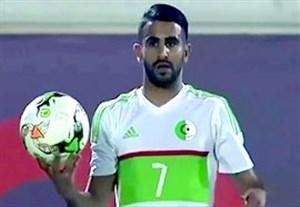 خلاصه بازی الجزایر 1-0 توگو