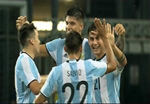 مارادونا: تیم آرژانتین لیاقت پوشیدن این پیراهن را ندارد!