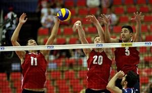 آمریکا یکی از بزرگترین صادرکنندگان والیبالیست جهان