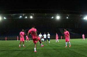 کمندانی: ورزشگاه امام رضا فوق العاده است
