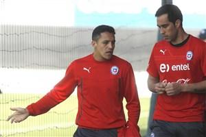 اتهام خیانت به کاپیتان تیم ملی شیلی
