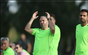مربی سابق استقلال در تیم ملی