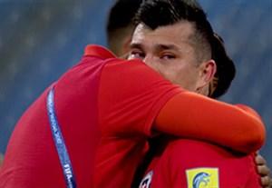 اشک و لبخندهای فینال جام کنفدراسیونها 2017
