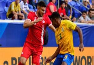 گلهای بازی کانادا 4-2 گویان