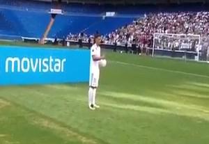 روپایی زدن عجیب تئو هرناندز؛ بازیکن جدید رئال مادرید