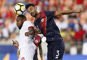 خلاصه بازی کاستاریکا 1-1 کانادا