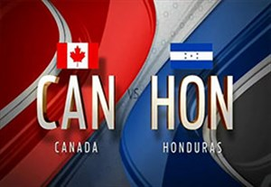 خلاصه بازی کانادا 0-0 هندوراس