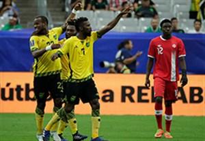 گلهای بازی جامائیکا 2-1 کانادا