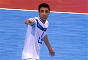 گلزنی حسین طیبی در لیگ قهرمانان اروپا مقابل لیدا بلاروس