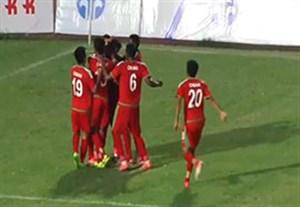 خلاصه بازی ایران 0-2 عمان (کمتر از 23 سال)