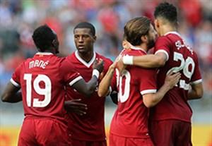 خلاصه بازی هرتابرلین 0-3 لیورپول
