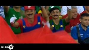 ذره بین | از رونالدینیو تا علیرضا فغانی! نگاهی به تاریخچه جام کنفدراسیونها